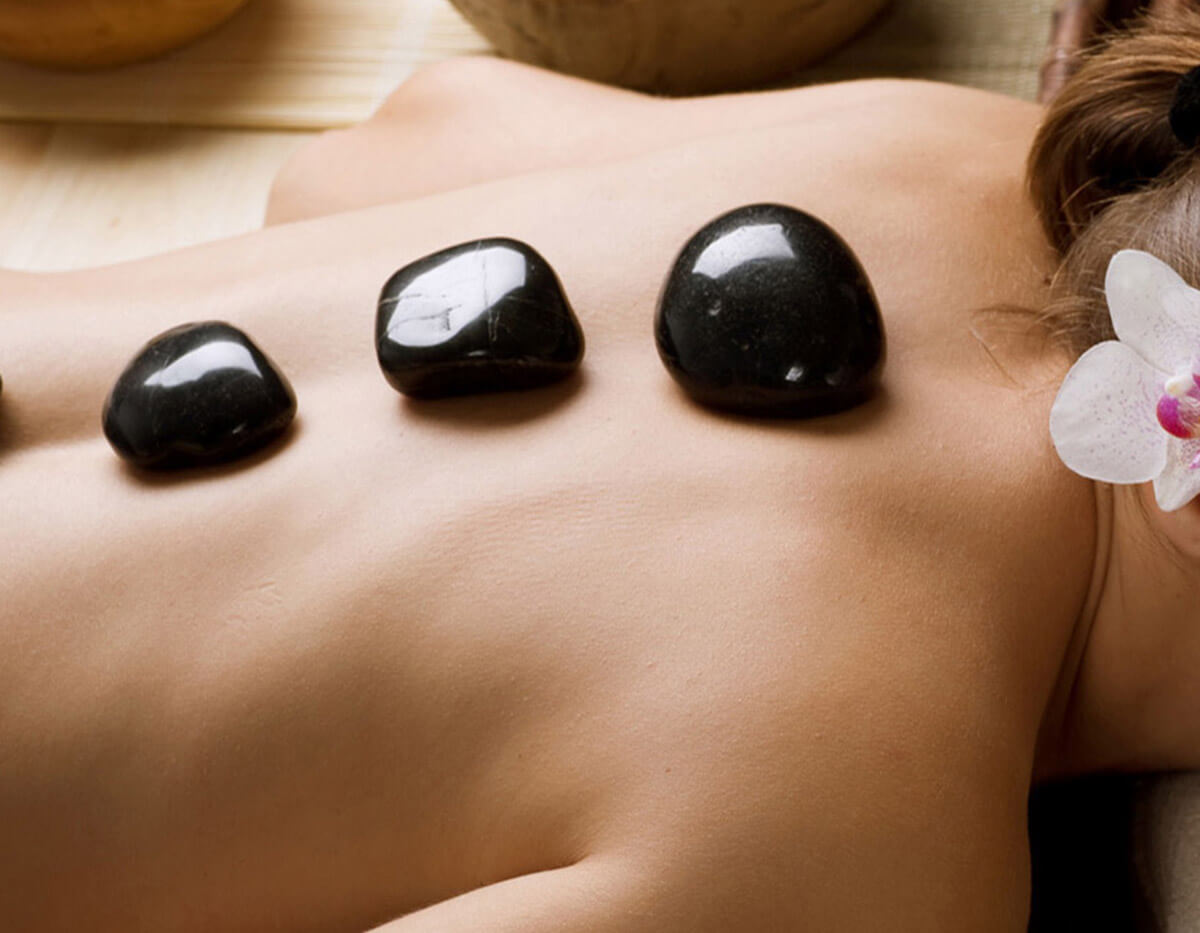 Blush Naturally - hot stone massage madill ok