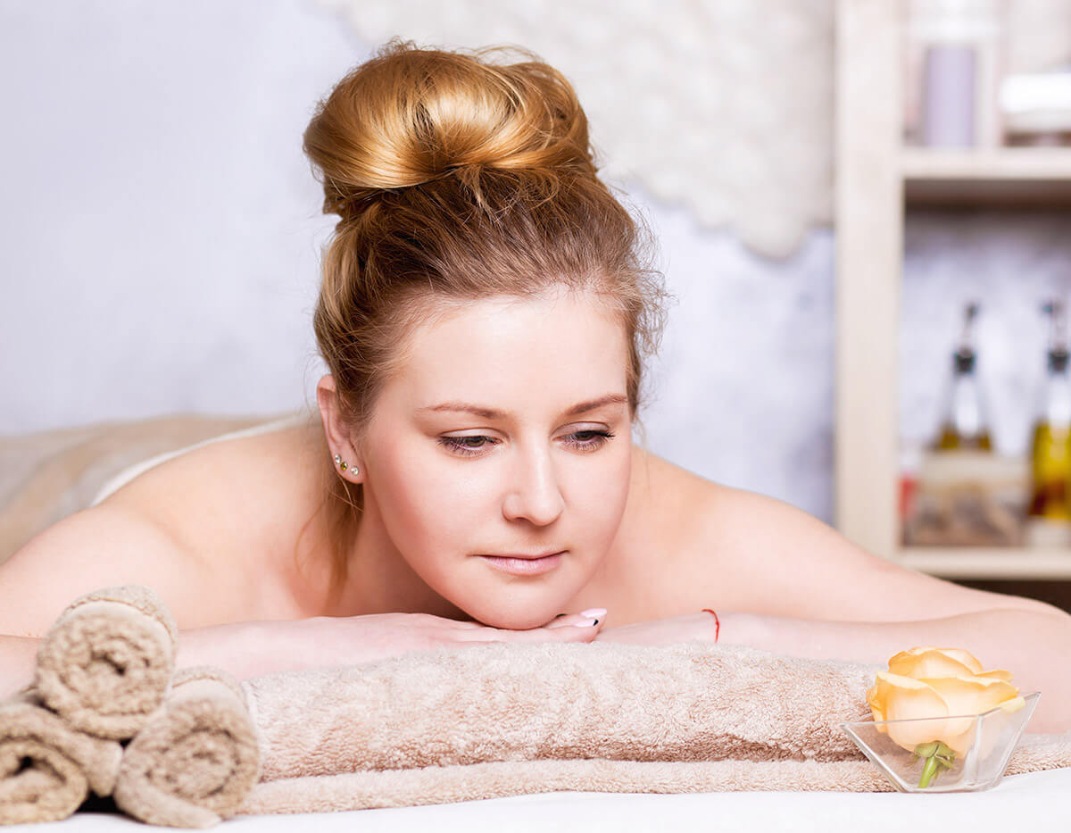 pregnancy massage at blush naturally madill ok